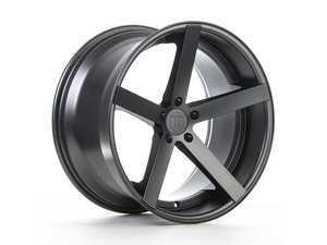 """ES#3419851 - rc221995et35KT5 - 19"""" RC22 Wheels - Square Set Of Four - 19x9.5"""" ET35 5x120 72.56CB - Matte Graphite - Rohana Wheels - BMW"""