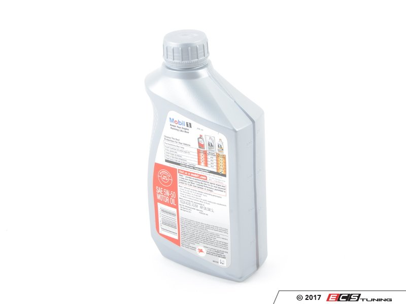 Genuine mercedes benz q1090194 mobil 1 5w 50 full for Mercedes benz synthetic oil