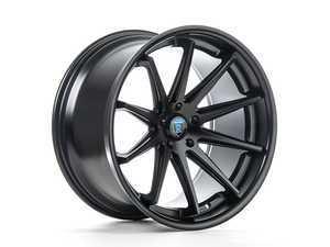 """ES#3418828 - rc102010et40KT4 - 20"""" RC10 Wheels - Square Set Of Four - 20x10"""" ET40 5x120 72.56CB - Matte Black - Rohana Wheels - BMW"""