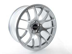 "ES#3034651 - EC71810ET25RS - APEX EC-7 18x10"" ET25 Silver Wheel 22.45lbs - PROFILE 3 - APEX Wheels -"