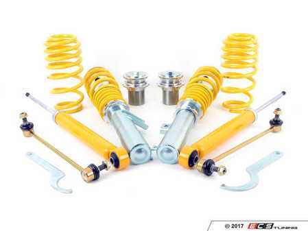 ES#1905505 - SMVW9007 -  Street-Line Coilover Kit - Fixed Damping - Average lowering of 35-55mm F & R - FK - Audi Volkswagen