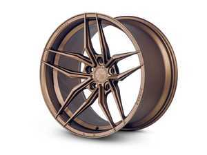 "ES#3419545 - fr52095112bzKT4 - 20"" Forge-8 FR5 Style Wheels - Set Of Four - 20""x9"", ET35, 57.1CB, 5x112, - Matte Bronze Finish - Ferrada Wheels - Audi"