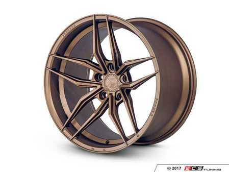 "ES#3419206 - fr52095112bzKT1 - 20"" Forge-8 FR5 Style Wheels - Set Of Four - 20""x9"", ET35, 66.6CB, 5x112, - Matte Bronze Finish - Ferrada Wheels - Audi"
