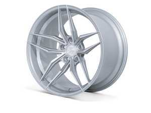 "ES#3419535 - fr52095112msKT4 - 20"" Forge-8 FR5 Style Wheels - Set Of Four - 20""x9"", ET35, 57.1CB, 5x112, - Machine Silver Finish - Ferrada Wheels - Audi"