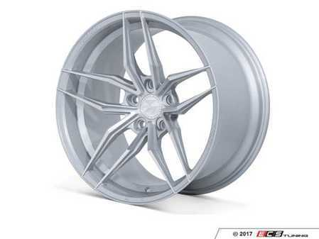 "ES#3419201 - fr520115112msKT - 20"" Forge-8 FR5 Style Wheels - Set Of Four - 20""x11"", ET28, 66.6CB, 5x112, - Machine Silver Finish - Ferrada Wheels - Audi"
