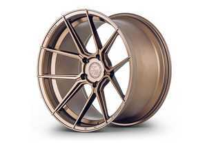 "ES#3419530 - fr82095112bzKT4 - 20"" Forge-8 FR8 Style Wheels - Set Of Four - 20""x9"", ET35, 57.1CB, 5x112, - Matte Bronze Finish - Ferrada Wheels - Audi"