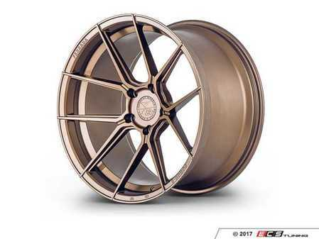 "ES#3419333 - fr82095112bzKT2 - 20"" Forge-8 FR8 Style Wheels - Set Of Four - 20""x9"", ET45, 66.6CB, 5x112, - Matte Bronze Finish - Ferrada Wheels - Audi"