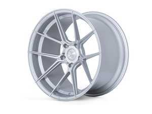 "ES#3419526 - fr82095112msKT4 - 20"" Forge-8 FR8 Style Wheels - Set Of Four - 20""x9"", ET35, 57.1CB, 5x112, - Machine Silver Finish - Ferrada Wheels - Audi"