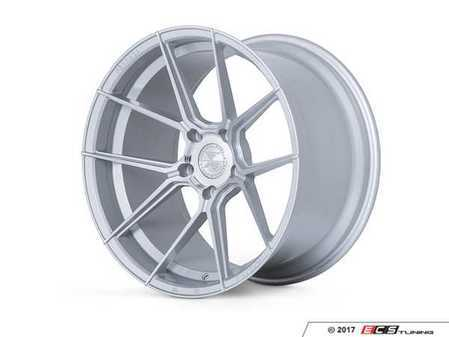 "ES#3419328 - fr820115112msKT1 - 20"" Forge-8 FR8 Style Wheels - Set Of Four - 20""x11"", ET50, 66.6CB, 5x112, - Machine Silver Finish - Ferrada Wheels - Audi"
