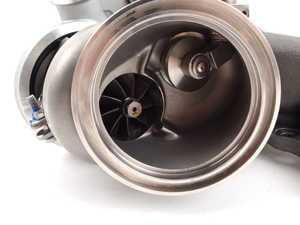 ES#3178107 - VTTGCLITE-3BE - GC Lite Cast Turbochargers With Silicone Inlets & Chargepipe For Blow-Off Valve Setup And FMIC Option E - E9X 335 - Vargas Turbo Technologies - BMW