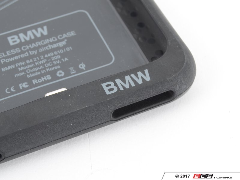 genuine bmw 84212449610 wireless charging co 84 21 2. Black Bedroom Furniture Sets. Home Design Ideas