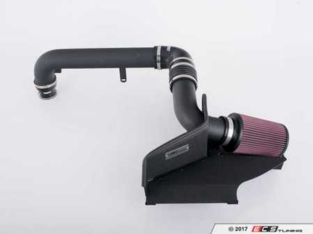 """ES#3478058 - 013453ecs0101KT - Luft-Technik Intake System - With Heat Shield & Wrinkle Black Aluminum Tubes - In House Engineered """"Air Technology"""" for maximum performance and stunning aesthetics - ECS - Volkswagen"""