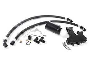ES#2794717 - IEBACG1 - IE Recirculating Catch Can Kit - Prevent crankcase oil fumes from condensing and filling your turbo piping, intercooler, and intake manifold - Integrated Engineering - Audi