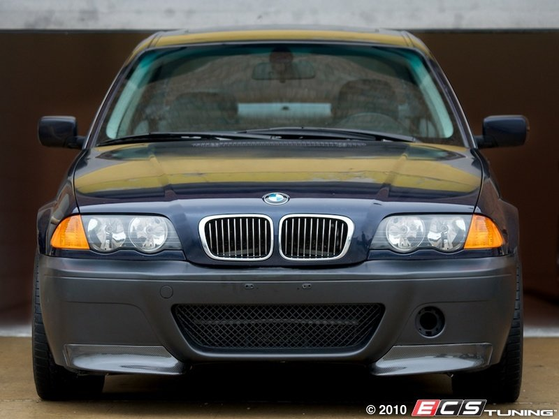 ECS News - BMW E46 M Replica Body Components