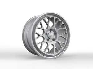 "ES#3420136 - ff081885355pfsQ - 18"" Formula GT - Set Of Four - 18""x8.5"" ET35 5x112 - Speed Silver - fifteen52 - Audi Volkswagen"