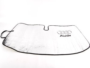 ES#473453 - ZAW400825 - TT Front Window Sunshield - Keeps the cabin cool and sun off of your dashboard. - Genuine Volkswagen Audi - Audi