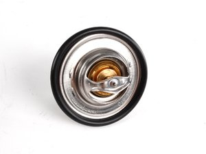 ES#544 - 050121113C - Thermostat (87C) - Prevent overheating and premature engine wear. Includes O-ring - Mahle-Behr - Audi Volkswagen