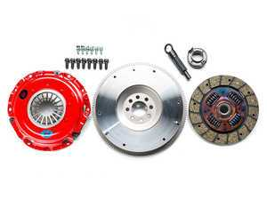 ES#3107960 - bmk1001fwssoKT - Stage 3 Daily Clutch Kit - Designed for high-powered street cars while capable enough to handle the track. Conservatively rated at 385ft/lbs. - South Bend Clutch - MINI