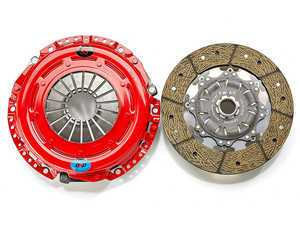ES#3168438 - KTTRS-SS-O - Stage 3 Clutch Kit - Daily - Designed for high-powered street cars while capable enough to handle the track. Conservatively rated at 500 ft/lbs. - South Bend Clutch - Audi