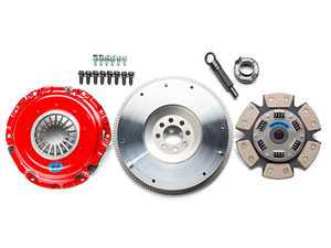 ES#3107959 - bmk1001fwhddxdKT - Stage 2 Drag/Drift Clutch Kit - Designed for drag or drift cars that see limited street use. Conservatively rated at 400ft/lbs. - South Bend Clutch - MINI