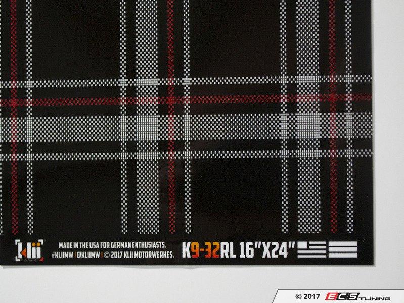 Klii Motorwerkes K9 32rl Bulk Vinyl Roll Mk6 Gti