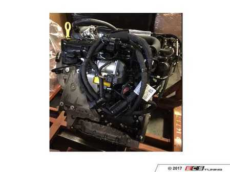 ES#3420414 - 06J100031TCOM - Complete Engine Assembly 06J100031T (CCTA) - Brand new, Plug-and-Play unit! Includes wiring harness, turbo, intake, and more! - Genuine Volkswagen Audi - Volkswagen
