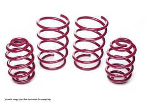 ES#3420397 - 956076 - VOGTLAND Sport Spring Set - Lower and optimize your cars suspension - VOGTLAND - Volkswagen