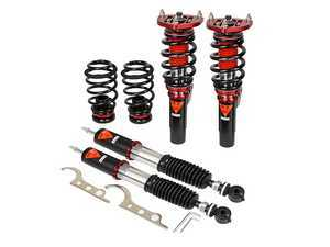 ES#3420734 - MMX3310 - Godspeed MonoMAX Coilover Set - Adjustable Dampening - Features 40 levels of damping adjustment and full length adjustability - GODSPEED - Audi