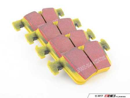 ES#2619976 - DP42105R - front YellowStuff Performance Brake Pad Set - A race quailty pad that can be used at the track and back home again. - EBC - BMW