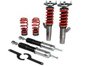 ES#3420705 - MRS1810-C - Godspeed Mono-RS Coilover Set - Adjustable Dampening - Features 32 levels of damping adjustment and full length adjustability - GODSPEED - Audi