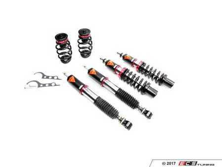 ES#3420742 - MMX3350 - Godspeed MonoMAX Coilover Set - Adjustable Damping - Features 40 levels of damping adjustment and full length adjustability - GODSPEED - Audi