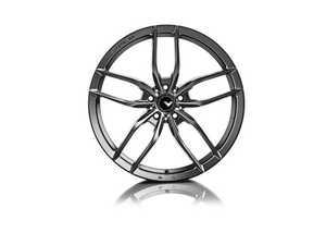 "ES#3426738 - 10520sbr8fKT - 20"" V-FF 105 Style Wheels - Set Of Four - 20""x8.5"", ET30, 57.1CB, 5x112 - Brushed Aluminum Finish - Vorsteiner - Audi"