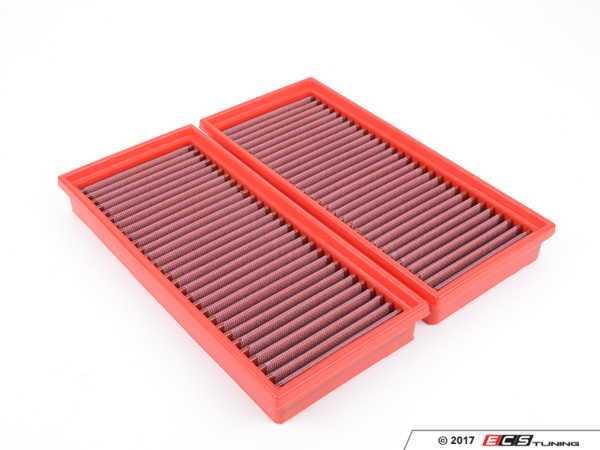 bmc fb845 20 bmc performance engine air filter set. Black Bedroom Furniture Sets. Home Design Ideas