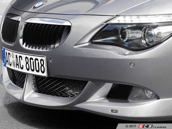 ES#3410967 - 511163410 - AC Schnitzer Performance Front Spoiler - Add an aggressive touch to your front end - AC Schnitzer - BMW