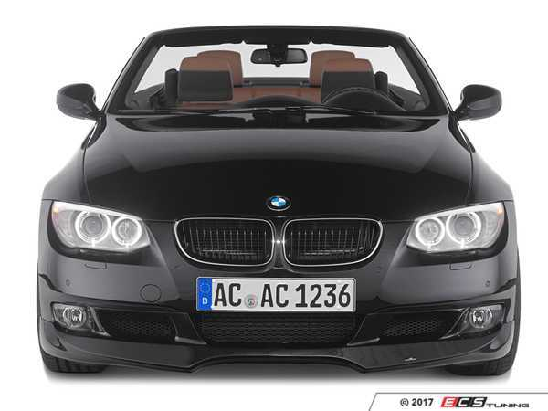 ES#3410974 - 511192110 - AC Schnitzer Front Spoiler - Add an aggressive look to your front end - AC Schnitzer - BMW