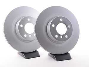 ES#3420986 - 34206886482KT - Rear Brake Rotors - Pair - These quality replacement rotors will restore your stopping power - Genuine BMW - BMW