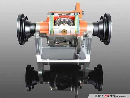 ES#3410903 - 331010320 - AC Schnitzer Limited-Slip Differential - Put maximum power to the ground for outstanding handling performance - AC Schnitzer - BMW