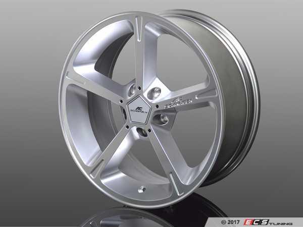 "ES#3410924 - 361160200 - Type IV BiColor Silver Wheel 18"" ( 5x120 ) - Priced Each - 18""x8.5"" 5x120 ET43 - AC Schnitzer - BMW MINI"