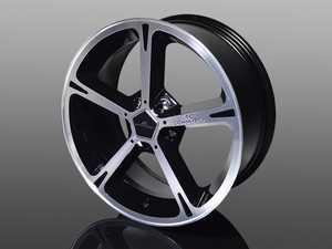 "ES#3410926 - 3611603009 - Type IV BiColor Wheel 19"" ( 5x120 ) - Priced Each - 19""x8.5"" 5x120 ET43 - AC Schnitzer - BMW MINI"