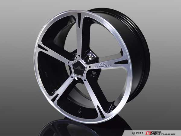 "ES#3410926 - 3611603009 - Type IV BiColor Wheel 19"" ( 5x120 ) - Priced Each - 19""x8.5"" 5x120 ET43 - AC Schnitzer - BMW MINI"