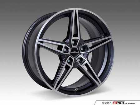 "ES#3410914 - 36112302007 - AC1 BiColor Wheel 18"" ( 5x120 ) - Priced Each - 18""x8.5"" 5x120 ET43 - AC Schnitzer - BMW MINI"