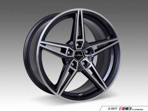 "ES#3410914 - 36112302007 - AC1 BiColor Wheel 18"" ( 5x120 ) - Priced Each - 18""x8.5"" 5x120 ET43 - AC Schnitzer - BMW MINI"