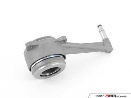 ES#3227689 - 138.33007 - Clutch Slave Cylinder/Throwout Bearing - Replacement slave cylinder with integrated throwout bearing - Centric - Audi Volkswagen
