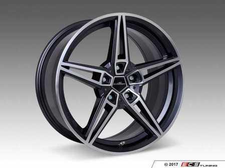 "ES#3410916 - 36112303007 - AC1 BiColor Wheel 19"" ( 5x120 ) - Priced Each - 19""x8.5"" 5x120 ET43 - AC Schnitzer - BMW MINI"