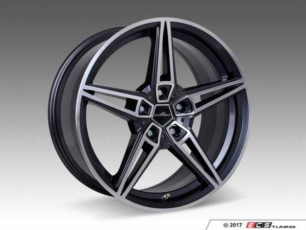 "ES#3410916 - 36112303007 - AC1 BiColor Wheel 19"" ( 5x120 ) - Priced Each - 19""x8.5"" 5x120 ET43 - AC Schnitzer - BMW MINI"