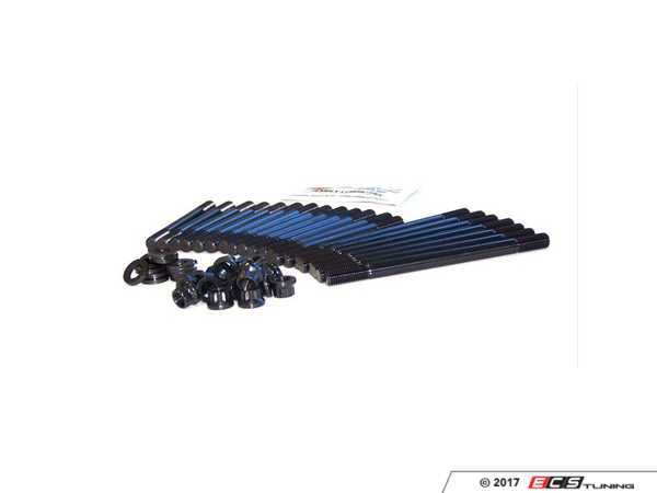 ES#3420373 - 034-201-4000 - Head Stud Kit - High strength stud conversion for your VR6 - 034Motorsport - Volkswagen