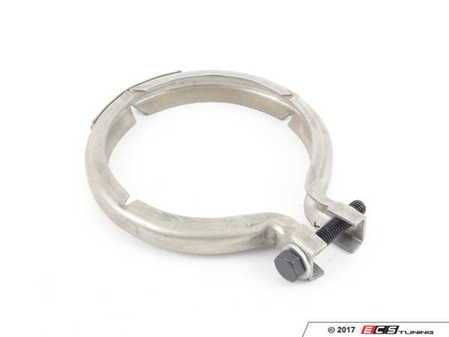 ES#3147527 - 11657620508 - HJS V-Band Exhaust Clamp - Priced Each - Mounts the downpipe to the turbo - HJS - BMW
