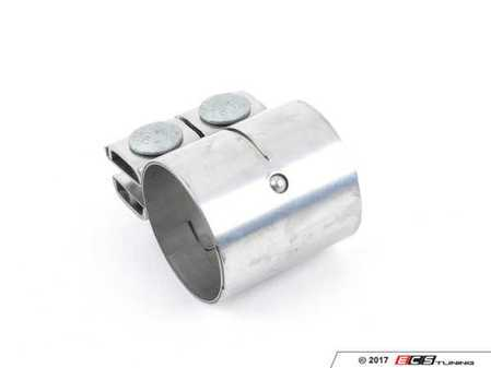 ES#3418743 - 18307560779 - 60mm Exhaust Clamp - Priced Each - Used to connect exhaust sections - HJS - BMW MINI