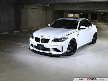 ES#3426746 - 3101-28711 - Carbon Fiber Front Lip Spoiler - Individualize your BMW's looks with this lip spoiler - 3D Design - BMW