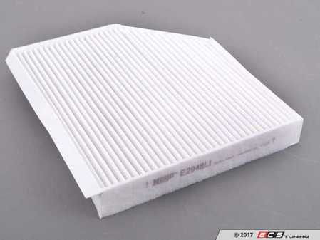 ES#3410229 - 8K0819439 - Cabin Filter / Fresh Air Filter - Filter the air coming into your vehicle - Hengst - Audi